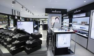Mỹ phẩm Sakura sắp ra mắt showroom tại Bình Dương