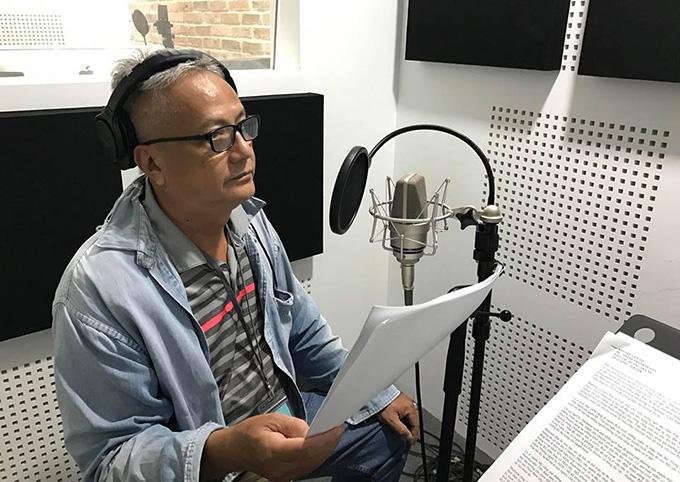 Diễn viên lồng tiếng Bá Nghị đảm nhận lồng tiếng vai ôngTuấn trong Gạo nếp gạo tẻ sau khi nghệ sĩ Nguyễn Hậu qua đời.
