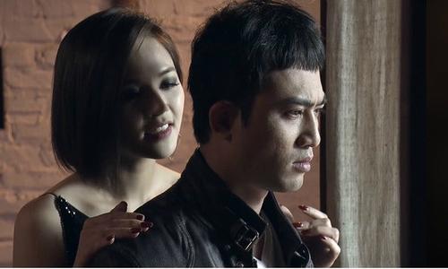 Thu Quỳnh sợ vợ Doãn Quốc Đam ghen khi xem 'Quỳnh búp bê'