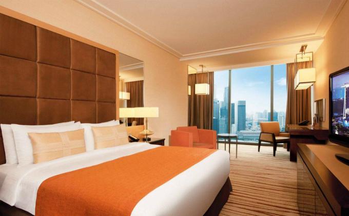 Những công dụng của tấm trải ngang giường trong nhà nghỉ, khách sạn
