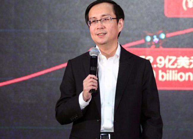Ông Daniel Zhang sẽ nắm giữ chức vụ Chủ tịch hội đồng quản trị Alibaba vào năm sau. Ảnh: Leadership.