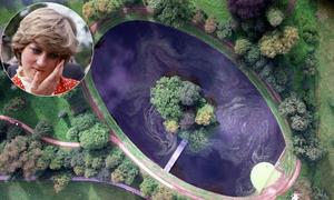 Nơi an nghỉ đẹp như tranh của cố Công nương Diana