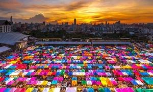 Làm gì khi du lịch Thái Lan mùa mưa?