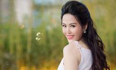 Hoa hậu Thu Thủy: 'Tôi chưa cần bạn trai vì thấy ổn với cuộc sống ba mẹ con'