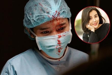 Cao Thái Hà ám ảnh cảnh quay đầy máu trong 'Hậu duệ mặt trời'