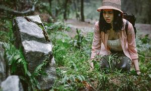Đinh Ngọc Diệp xuất hiện đầy bí ẩn trong trailer phim 'Người bất tử'