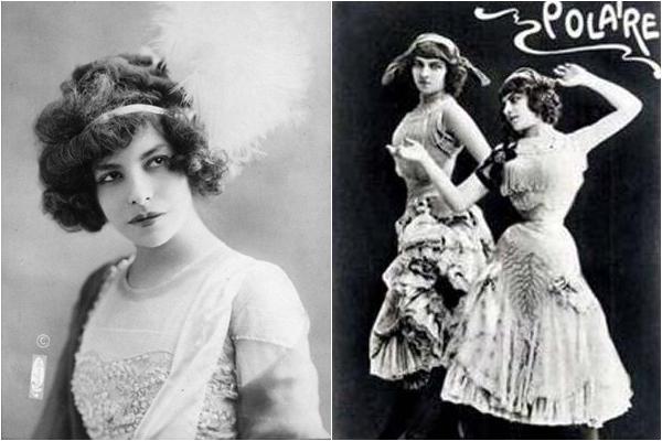 olaire sinh ngày 14/5/1874, tên thật Emilie Marie Bouchard. Cô là nữ ca sĩ, diễn viên nổi tiếng của nước Pháp đầu thế kỷ 20.