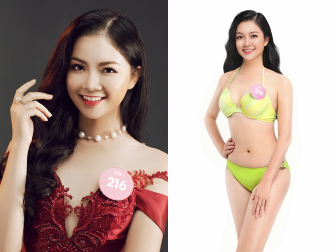 Các thí sinh có chiều cao dưới 1, 7m thường khó tiến xa ở cuộc thi Hoa hậu Việt Nam. Trường hợp gần nhất là Diễm Trang - Á hậu 2 năm 2014 với chiều cao 1, 67m. Ở mùa giải 2018, có hai thí sinh thuộc nhóm chiều cao khiêm tốn nhưng nhận được nhiều chú ý.9. Hà Lương Bảo Hằng từng đạt vị trí Á khôi 1 Đại học Ngoại thương 2018 và giải phụ Người đẹp Tri thức. Tham gia Hoa hậu Việt Nam, cô mờ nhạt những ngày đầu, nhưng dần gây chú ý nhờ gương mặt xinh, kỹ năng thuyết trình và vốn tiếng Anh lưu loát. Cô cũng vào top 3 Người đẹp Du lịch. Ở Bảo Hằng, ngoài chiều cao chưa tốt, cô còn có hạn chế về phần ngoại hình, cần tập luyệnthêm khá nhiều.