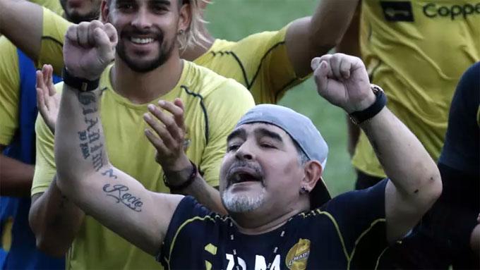 Mục tiêu của Maradona là đưa Dorados lên chơi hạng cao nhất của bóng đá Mexico.
