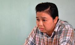 18 gói 'cỏ' trong tiệm cắt tóc của người đàn bà Quảng Nam
