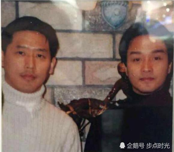Đường Hạc Đức và Trương Quốc Vinh khi còn bên nhau.