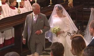 Thái tử Charles tin Meghan là 'điều tuyệt vời nhất xảy đến với Harry'