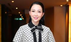 Linh Nga diện 'cây' hàng hiệu đi sự kiện