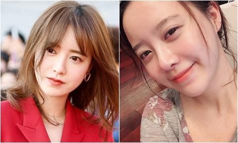 """""""Nữ thần mặt mộc"""" Goo Hye Sun tiết lộ bí quyết chăm sóc da"""