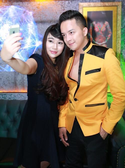 Dù hiện tại không phải là người yêu nhưng Cao Thái Sơn và Dạ Ly vẫn là những người bạn thân thiết.