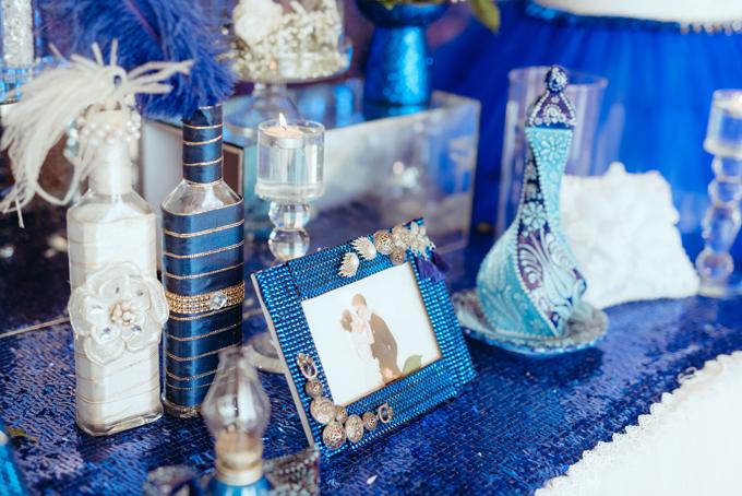 Đám cưới tái hiện chuyện cổ tích Aladin và cây đèn thần - 1