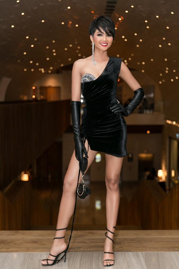Những lần mặc xấu của Hoa hậu HHen Niê - 1