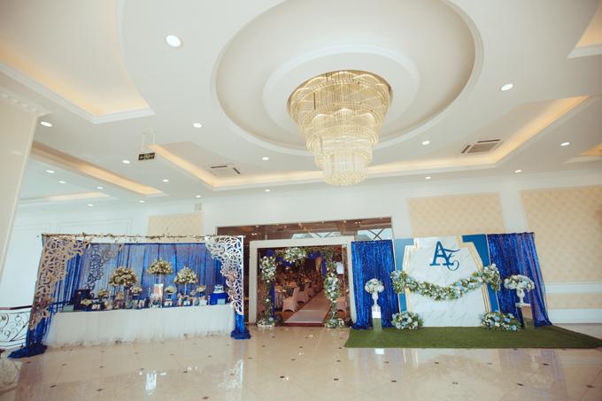 Tiệc cưới cổ tích chủ đề Aladin và cây đèn thần của uyên ương Hà Nội - 12