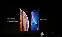 iPhone mới hai sim, dung lượng tới 512 GB, bản giá rẻ có nhiều màu