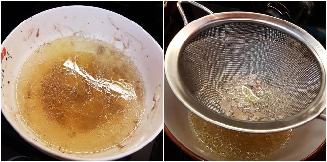 Mẹ Singapore bày cách nấu nước cốt gà đen trị bệnh cảm lạnh giao mùa - 1