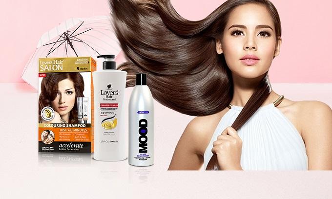 Sản phẩm chăm sóc tócchuyên biệt dành cho tóc nhuộm với ưu đãi giảm giá đến 50% bạn gái nên cóngay trong mùa thu này.