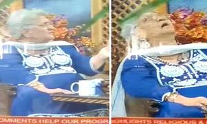 Giáo sư nổi tiếng Ấn Độ đột tử trong chương trình truyền hình trực tiếp