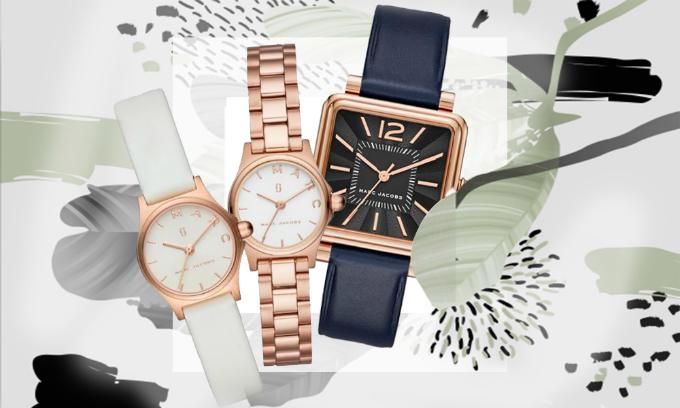 Đồng hồ nữ Marc Jacobs giảm 40%, chỉ từ 3,54 triệu đồng, bảo hành máy trong 2 năm.