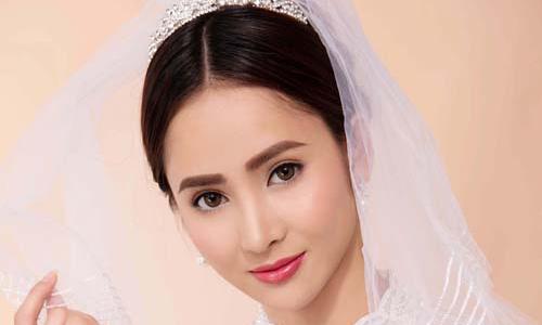 3 kiểu trang điểm cho cô dâu yêu thích sự đơn giản, sang trọng