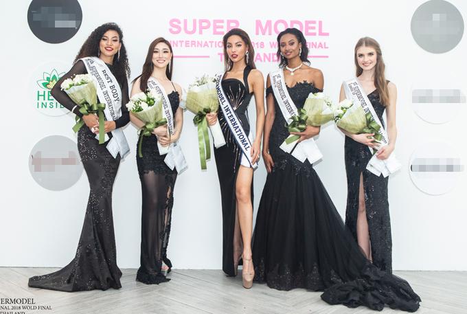 Trong chung kết Super Model International 2018 (Siêu mẫu quốc tế) diễn ra vào 14h chiều ngày 14/9 tại Thái Lan, Khả Trang đã được xướng tên ở danh hiệu cao quý nhất. Cô vượt qua 29 thí sinh khác đến từ nhiều quốc gia trên thế giới để dành ngôi vị Quán quân. Các vị trí khác lần lượt thuộc về đại diện của Thuỵ Sĩ, Hàn Quốc, Ba Lan và Hà Lan.