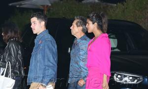 Nick Jonas và hôn thê hẹn hò tại Malibu