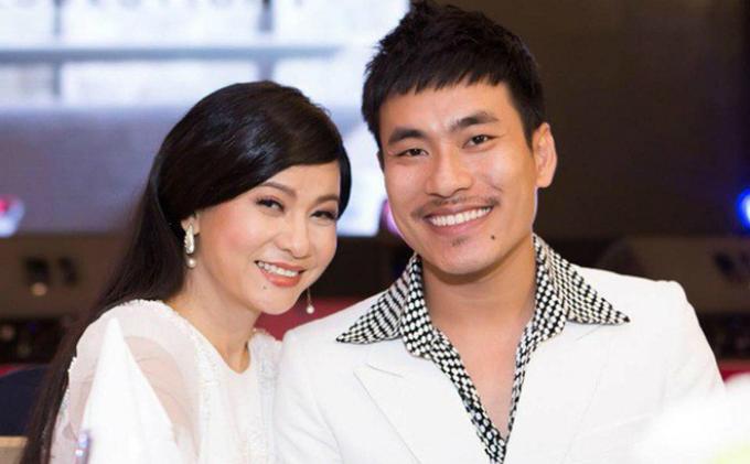 Cát Phượng cho biết, chị vẫn ổn trước thông tin Kiều Minh Tuấn công khai yêu An Nguy.