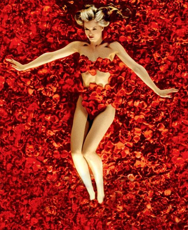 Annette Bening trong bộ phim Vẻ đẹp Mỹ.