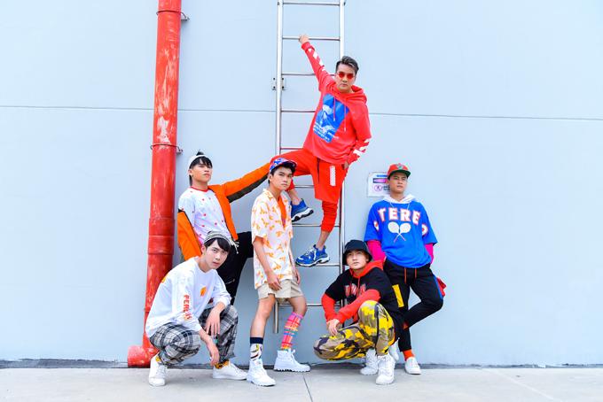 Đàm Vĩnh Hưng trẻ hóa phong cách trong MV nhạc dance