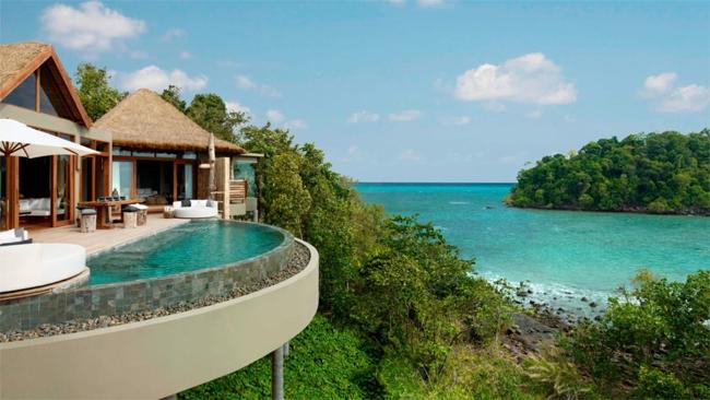 10 hòn đảo nghỉ dưỡng riêng tư đẹp nhất châu Á - Thái Bình Dương - 1