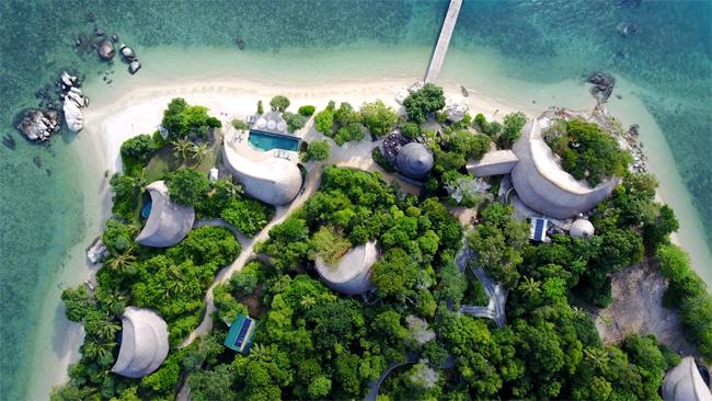 10 hòn đảo nghỉ dưỡng riêng tư đẹp nhất châu Á - Thái Bình Dương - 4
