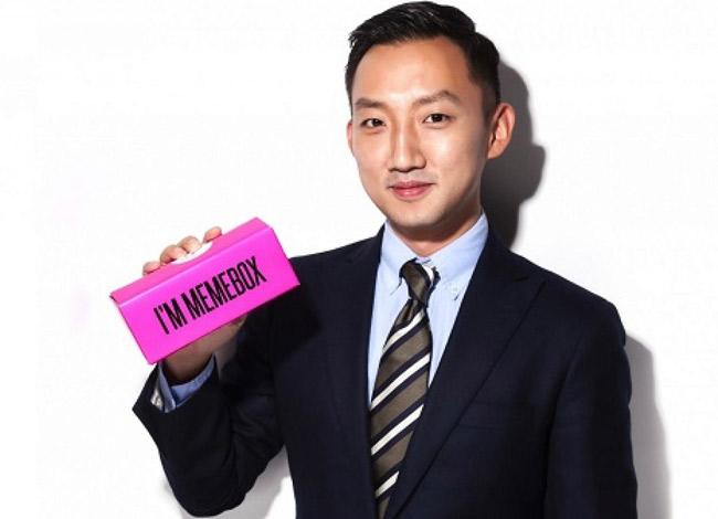 Ha Hyunseok đảm nhận ví trí CEO của Memebox trong suốt 6 năm qua. Ảnh: Memebox.