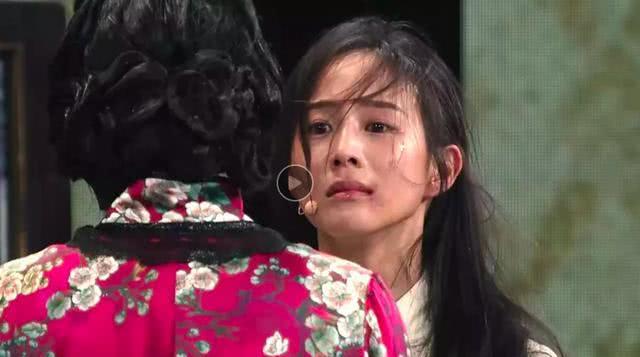 Trương Hinh Dư hứng cú tát nảy lửa của bạn diễn trên sân khấu - 4