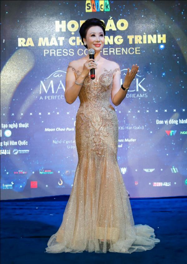 Hoa hậu Doanh nhân - Giám đốc Truyền thông và đối ngoại: Vũ Thuý Nga
