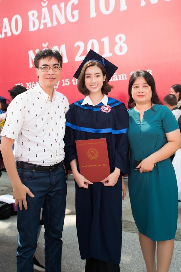 Đỗ Mỹ Linh tốt nghiệp Đại học trước khi trao lại vương miện - 6