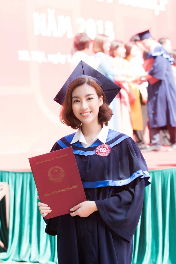 Đỗ Mỹ Linh tốt nghiệp Đại học trước khi trao lại vương miện - 7