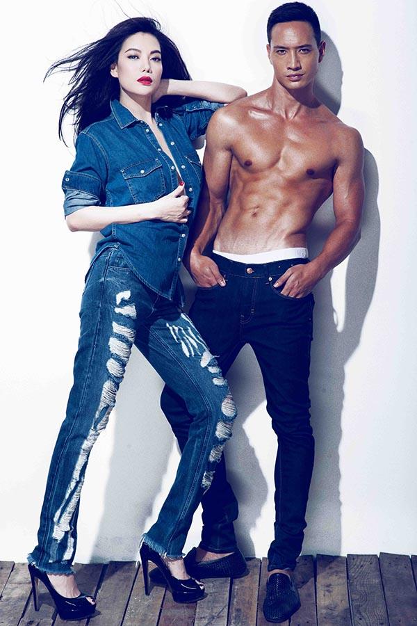 4 cặp đôi phim giả tình thật của showbiz Việt - 3