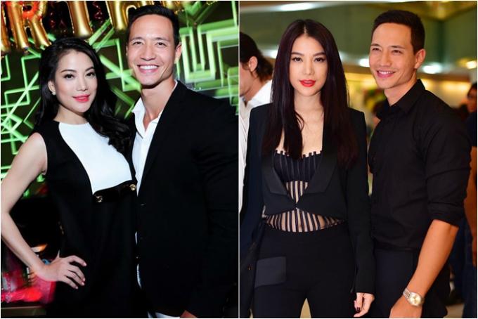 4 cặp đôi phim giả tình thật của showbiz Việt - 4