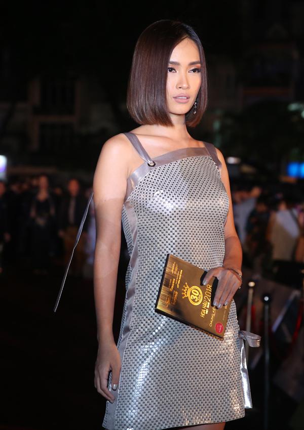 Ca sĩ Ái Phương cũng là khách mời trong chung kết Hoa hậu Việt Nam 2018.