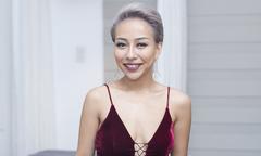 Thảo Trang tự tin mặc sexy nhờ giảm hơn 20 kg
