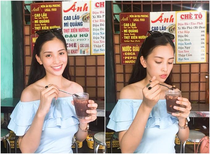 Tân Hoa hậu Việt Nam lớn lên cùng đặc sản phố Hội - 1