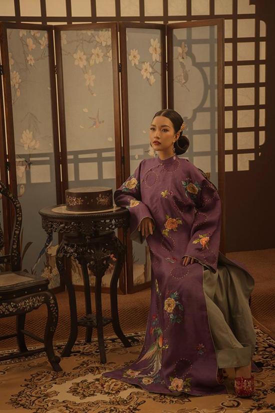 Nàng thơ xứ Huế mang tiếng cosplay phim cung đấu Trung Quốc khi quảng bá áo dài - 5