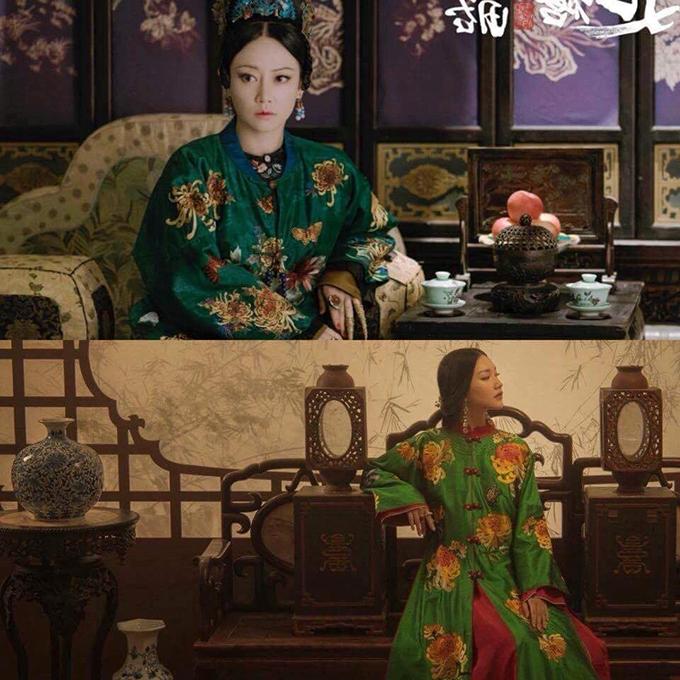 Nàng thơ xứ Huế mang tiếng cosplay phim cung đấu Trung Quốc khi quảng bá áo dài - 8
