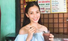 Nhan sắc đời thường của tân Hoa hậu Việt Nam Trần Tiểu Vy