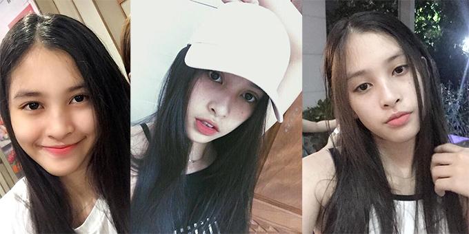 Sau khi học hết lớp 10 ở Quảng Nam, Tiểu Vy xin bố mẹ cho vào TP HCM sinh sống và học tập. Đây cũng là thời điểm cô thay đổi nhiều nhất về phong cách thời trang và các đường nét trên gương mặt.