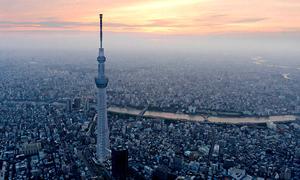 Tokyo Skytree - điểm đến không nên bỏ qua ở xứ sở mặt trời mọc